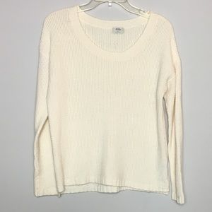 Madewell Wallace knit sweater